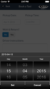 Dial-a-Cab- screenshot thumbnail