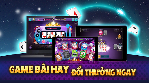 Game bai doi thuong VinPlay, danh bai doi thuong 5.0.6 screenshots 1