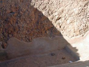 Photo: Thirteen cisterns are on the summit.