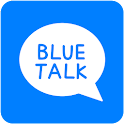 블루 카톡테마 - 블루톡 icon