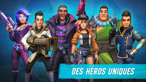 Heroes of Warland - Action 3c3 JcJ en ligne  captures d'u00e9cran 2