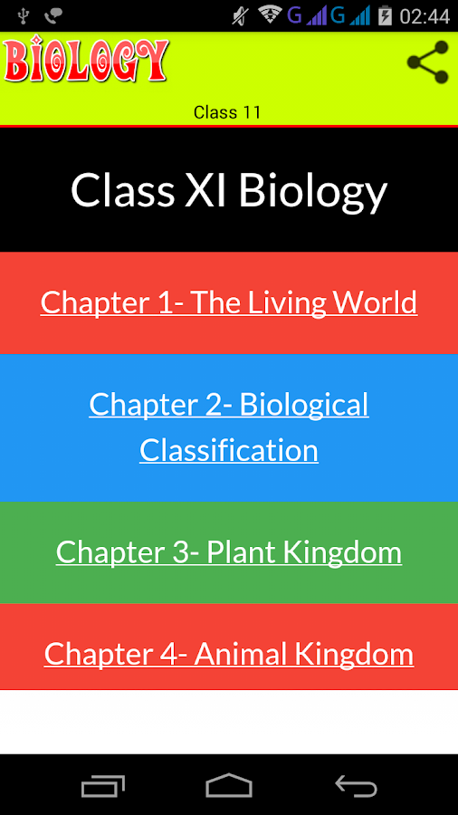 Class 11 biology solutions android apps on google play class 11 biology solutions screenshot malvernweather Gallery