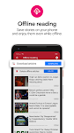 screenshot of Opera News - Trending news and videos