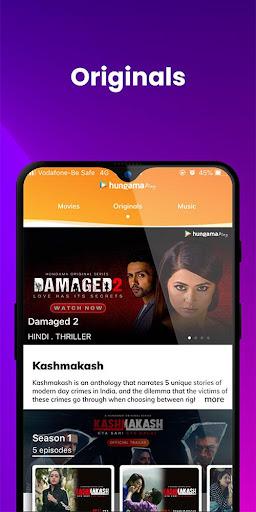 Hungama Play screenshot 3