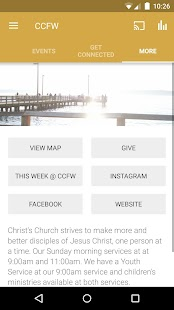 Christ's Church FW- screenshot thumbnail