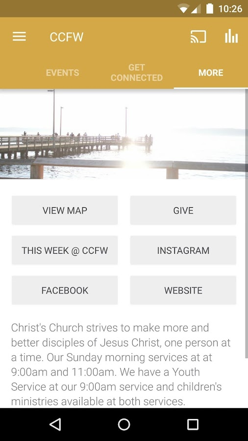 Christ's Church FW- screenshot