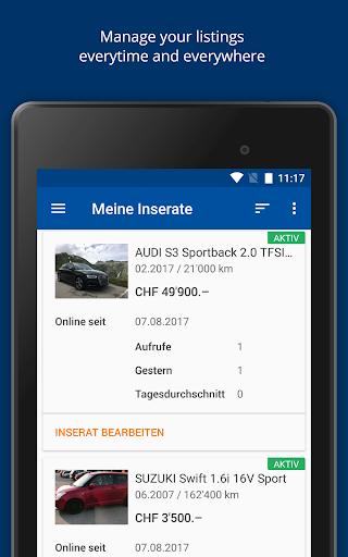 AutoScout24 Switzerland u2013 Find your new car  screenshots 17