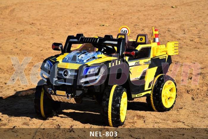 NEL-803 xe điện địa hình cho bé