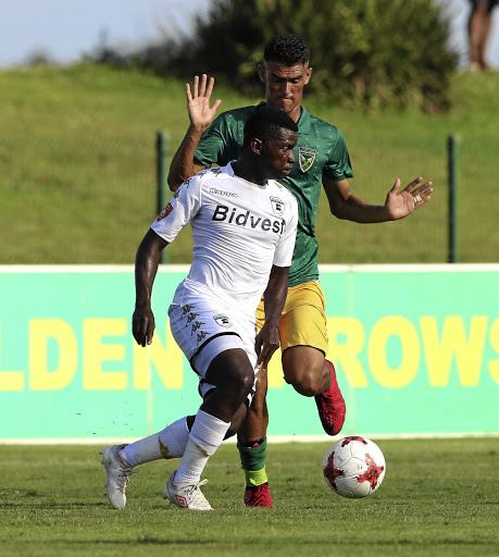 Sifiso Myeni is surplus to BidVest Wits requirements.
