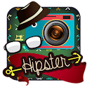 Hipster Photo Stickers icon