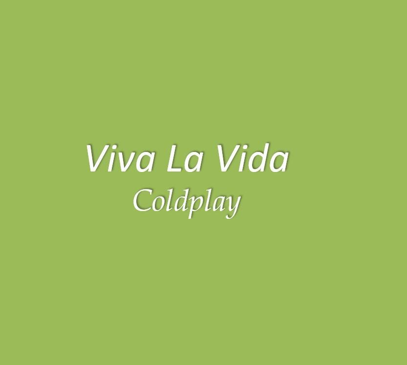 Lyric coldplay viva la vida lyrics : Viva La Vida Coldplay Lyrics - Android Apps on Google Play