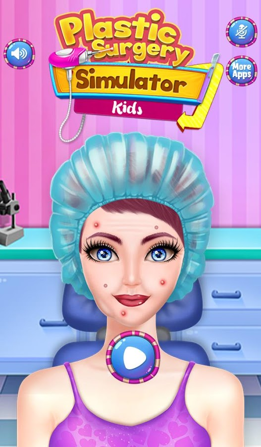 Plastic Surgery Simulator Kids- screenshot