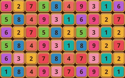 Mergezilla - Number Puzzle apktram screenshots 11