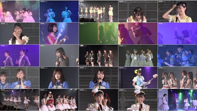[TV-Variety] NGT48 「夢を死なせるわけにいかない」公演 村雲颯香 卒業公演 DMM HD (2019.08.31)