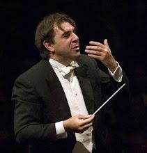 "Photo: Daniele GATTI, Dirigent ""Fidelio"" in München - Dezember 2011"