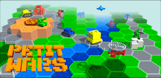 Petit Wars is a classic turn based strategy simulation game.