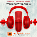 Working With Audio in Cubase 6 icon