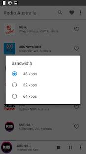 Radio Australia - náhled