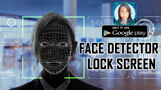 Face Detection Screen Lock Prank 2018 - náhled