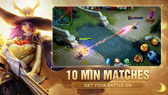 Mobile Legends Mod Apk  1.5.38 [Hack Map + Fully Unlocked] 4