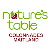 Nature's Table Colonnades