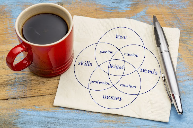 Finding your ikigai, or your reason to get up in the morning, could help you live a happier, healthier, and possibly even longer life.