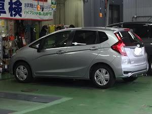 フィット GK3 13G Honda Sensingのカスタム事例画像 悪魔のFit さんの2019年01月10日14:20の投稿