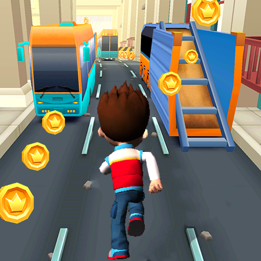 Subway Paw Patrol Runner Worlds file APK for Gaming PC/PS3/PS4 Smart TV