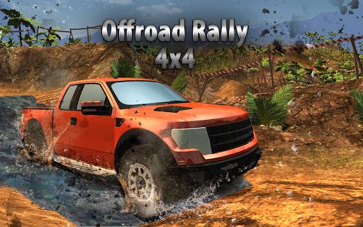 SUV 4x4 Rally Driving 2.05 screenshots 1