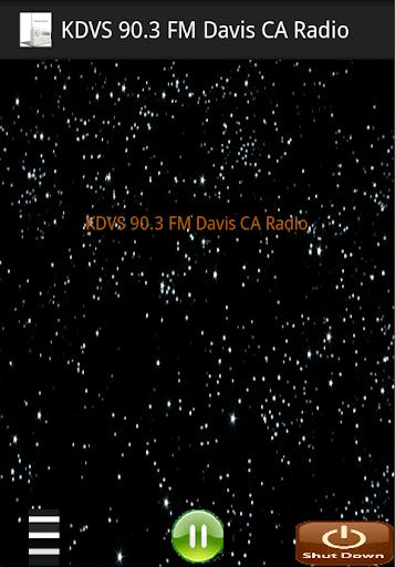KDVS 90.3 FM Davis CA Radio