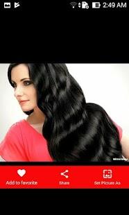 Black Hair - náhled