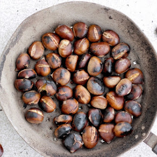 Roasted Chestnuts Dessert Recipes