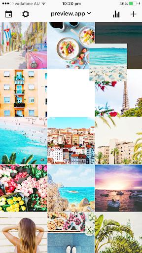 Preview - Plan your Instagram  screenshots 1