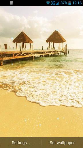海砂ライブ壁紙
