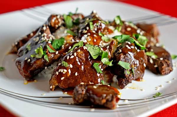 Asian Inspired Slow Cooker Ribs Recipe