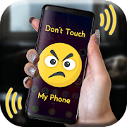 Anti Theft Alarm - Don't Touch My Phone