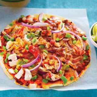 Healthy Tortilla Pizza Recipes