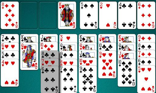 FreeCell Solitaire apkmind screenshots 2