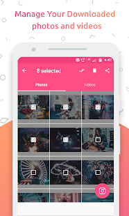 Quick Save for Instagram Photo and Video download 5