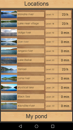 True Fishing. Fishing simulator screenshots 4