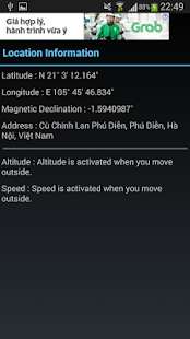 Digital Compass Pro - náhled