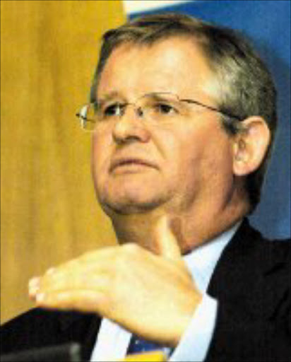 THRILLED: Standard Bank chief executive, Jacko Marco.© Unknown.