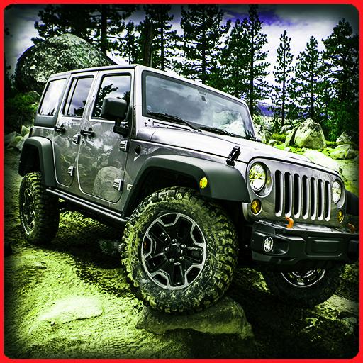 4x4 Extreme Off-Road Jeep Stunts
