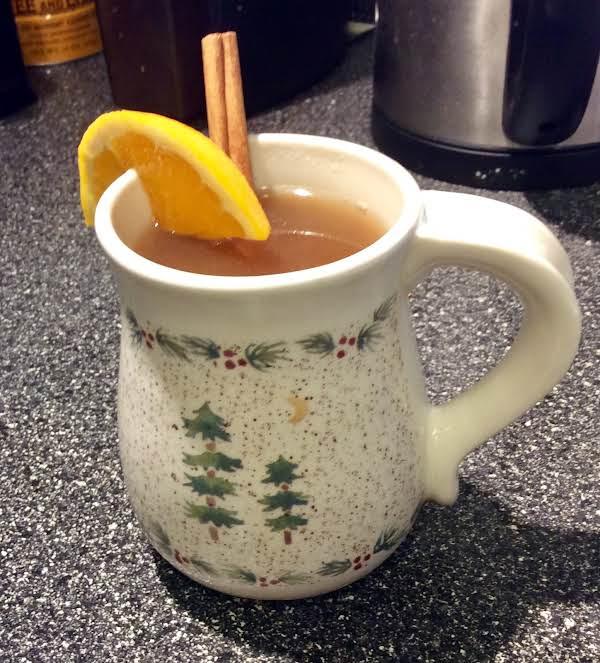 Spiced Cider Recipe