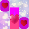 Lovely Heart Piano Music Tiles🎹 icon