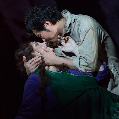 """Tamara Wilson gives a """"flawless"""" Aida at WNO"""