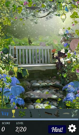 Hidden Object - Garden of Eden