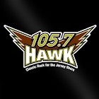 zzzzz_105.7 The Hawk icon