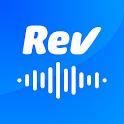 Rev Audio & Voice Recorder icon