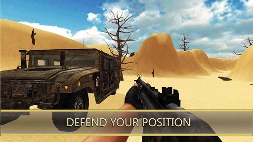 Desert Hawks: Soldier War Game screenshots 3